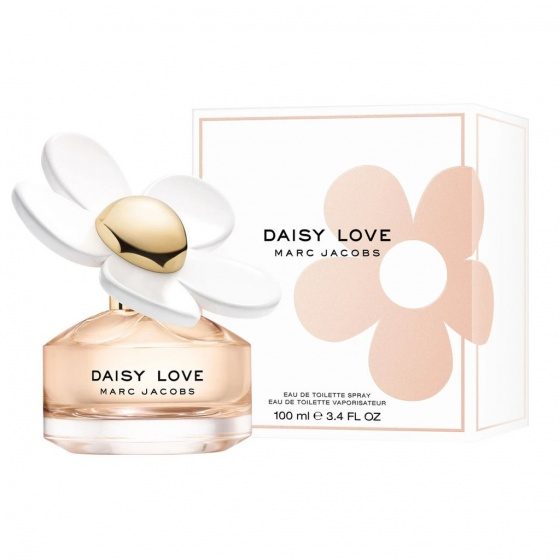 Nước hoa nữ Marc Jacobs Daisy Love Eau De Toillet 50ml