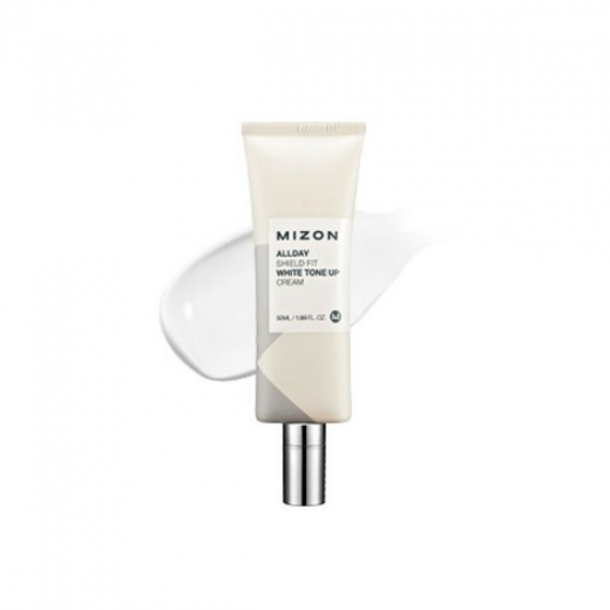 Kem dưỡng trắng sáng da Mizon All Day Shieldfit White Tone Up Cream 50ml