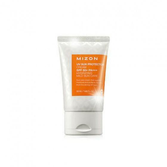 Kem chống nắng dưỡng ẩm Mizon UV Sun Protector Cream SPF50+PA+++