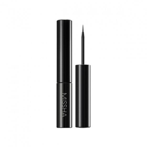 Kẻ mắt nước Missha The Style Liquid Sharp Eyeliner (màu đen) 6g