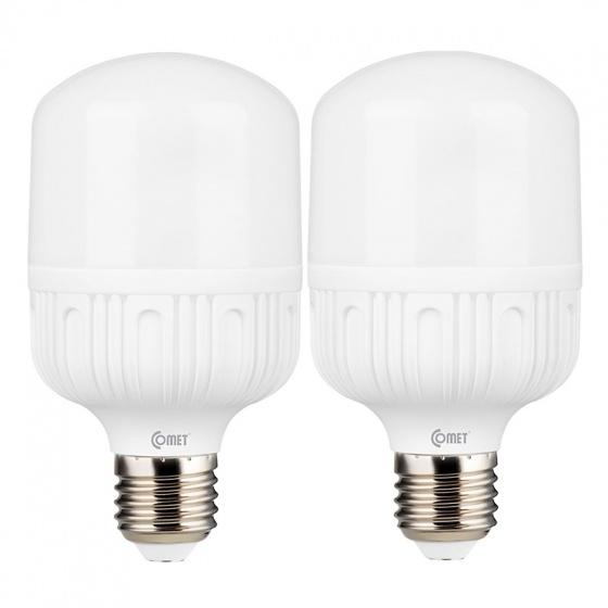 Bộ 02 bóng Led Bulb Comet CB13H-40 40W - ánh sáng vàng