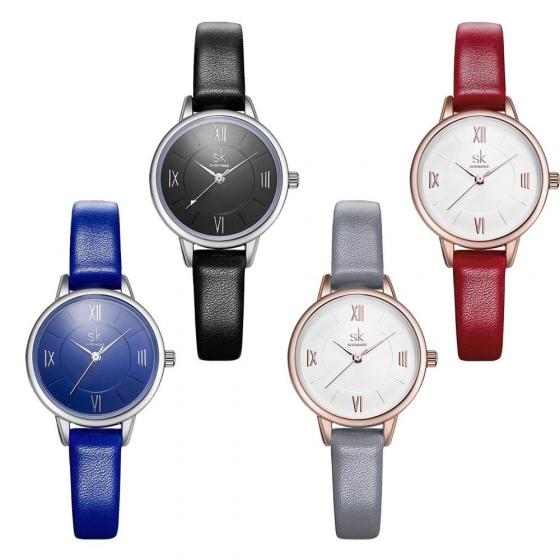 (SIÊU SALE) Đồng hồ nữ chính hãng Shengke UK K8060L