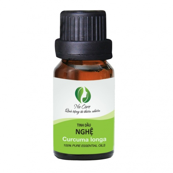 Tinh dầu nghệ nguyên chất NuCare (10ml)