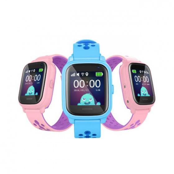Đồng hồ định vị Wonlex KT04 (camera, chống nước) - hàng chính hãng