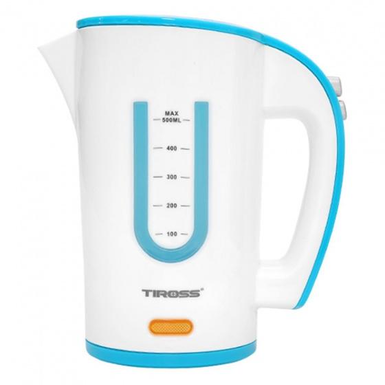 Ấm siêu tốc mini Tiross TS 1360 (500ml)