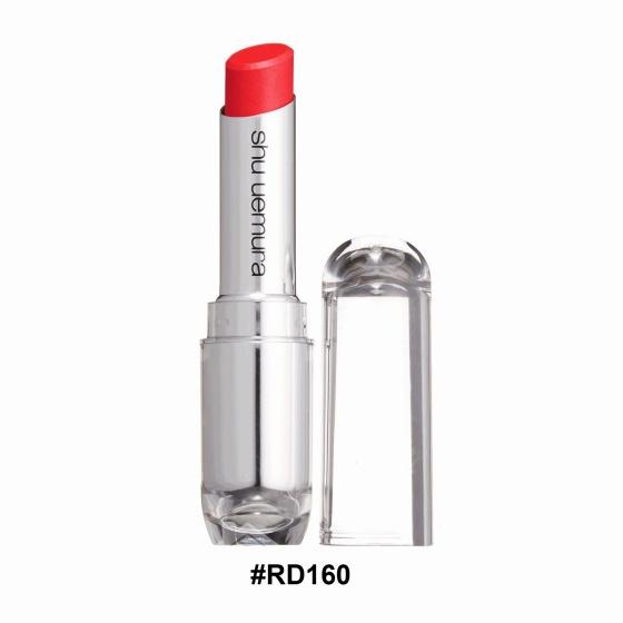 Son Shu Uemura dưỡng ẩm RD 160 - màu đỏ tươi