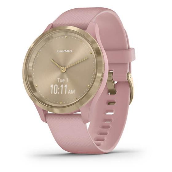Đồng hồ thông minh Vivomove 3S, Dust Rose w - Light Gold