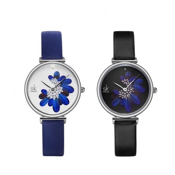 (Siêu sale) Đồng hồ nữ chính hãng Shengke Korea K0123L