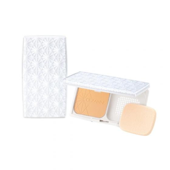 Màu EX2 - phấn nền Cezanne UV Foundation EX Premium - 39gr