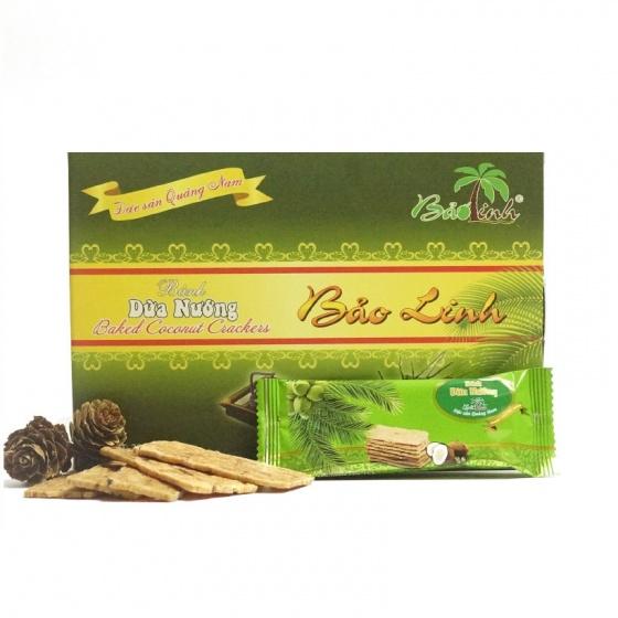 Bánh dừa nướng Bảo Linh - đặc sản Quảng Nam (hộp 250g)