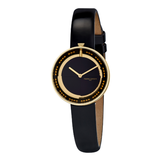 Đồng hồ nữ Pierre Cardin chính hãng CCMA.0002 bảo hành 2 năm toàn cầu - máy pin thép không gỉ