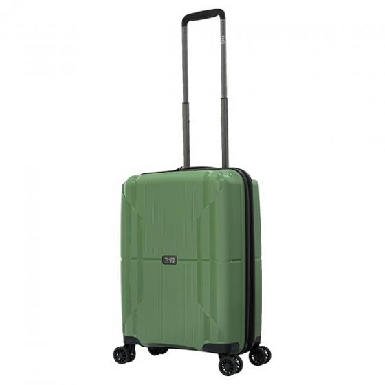 Vali chống bể Trip PP915 size 50cm xanh rêu