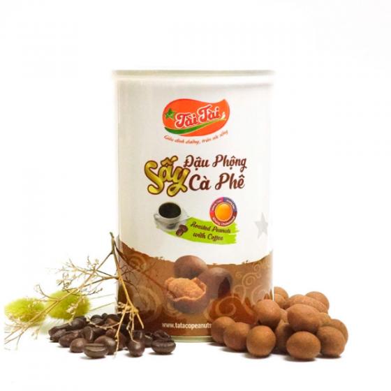 Đậu phộng sấy cà phê Tài Tài (100g)