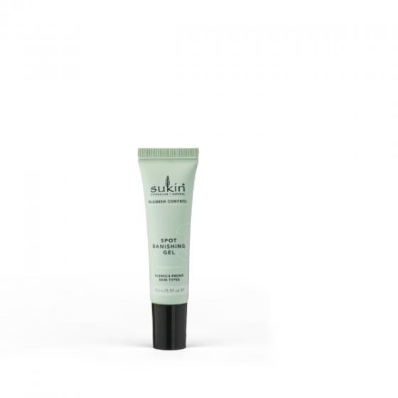 Gel đặc trị mụn Sukin blemish control spot banishing gel 15ml