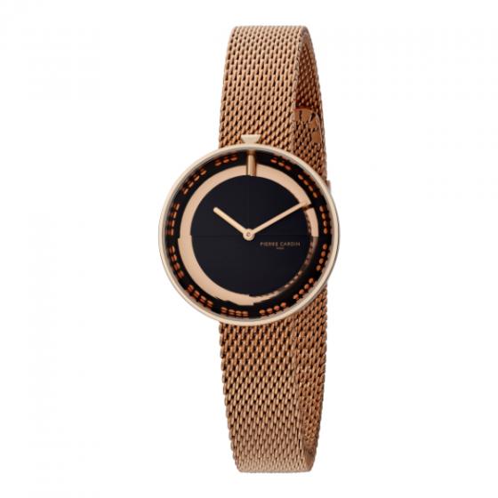 Đồng hồ nữ Pierre Cardin chính hãng CMA.0001 bảo hành 2 năm toàn cầu - máy pin thép không gỉ
