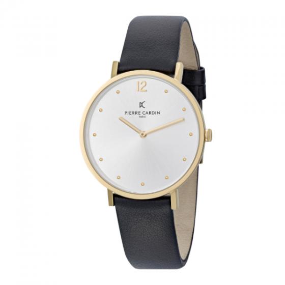 Đồng hồ nữ Pierre Cardin chính hãng CBV.1009 bảo hành 2 năm toàn cầu - máy pin thép không gỉ