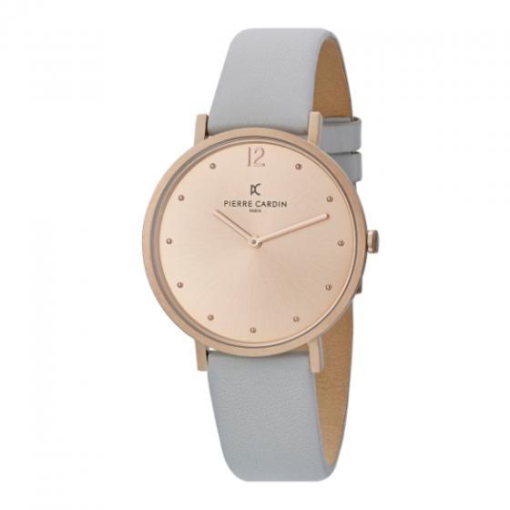 Đồng hồ nữ Pierre Cardin chính hãng CBV.1011 bảo hành 2 năm toàn cầu - máy pin thép không gỉ