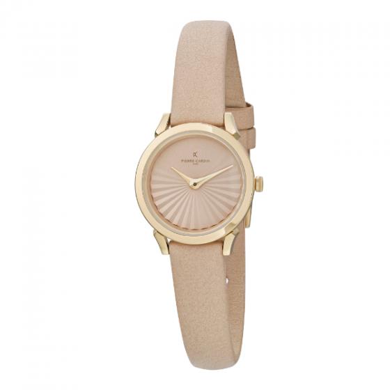 Đồng hồ nữ Pierre Cardin chính hãng CPI.2508 bảo hành 2 năm toàn cầu - máy pin thép không gỉ