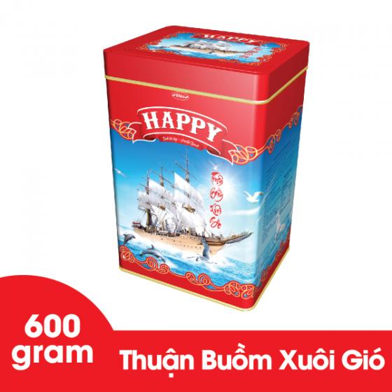 Bánh hỗn hợp Thuận Buồm Xuôi Gió 600 gram Bibica