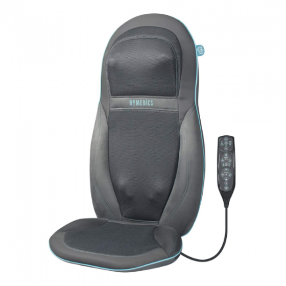 Đệm ghế massage shiatsu gel 3D HOMEDICS SGM-1600H