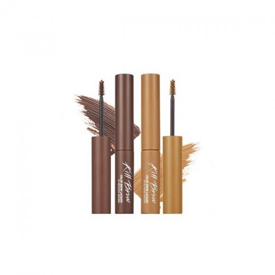 Mascara chân mày Clio Kill Brow Color Brow Lacquer 01 Natural Brown