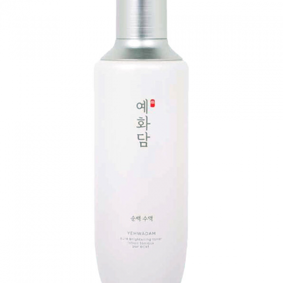 Nước cân bằng The Face Shop Yehwadam Pure Brightening Toner 155ml