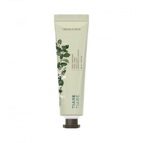 Kem dưỡng tay The Face Shop Daily Perfumed Hand Cream 05 Green Tea 30ml