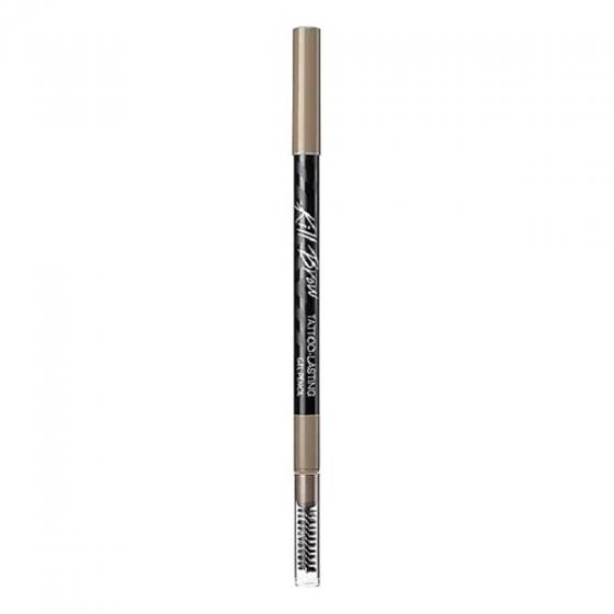 Chì chân mày Clio kill brow tattoolasting gel pencil 1 natural