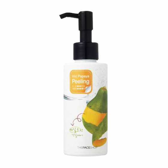 Tẩy tế bào chết The Face Shop Smart Peeling Mild PaPaya 150ml