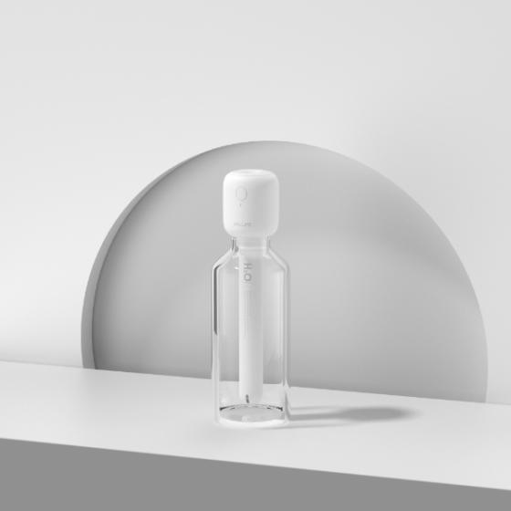 Có khay nước - Máy phun sương tạo ẩm mini Lollipop Jisulife JB07 - Sử dụng mọi lúc mọi nơi