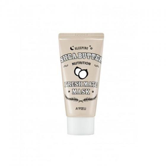 Mặt nạ tái tạo da dưỡng ẩm APIEU Fresh Mate Shea Butter Mask Nutrition 50ml