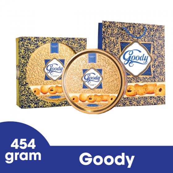 Bánh hỗn hợp hộp thiếc Goody 454 gram Bibica