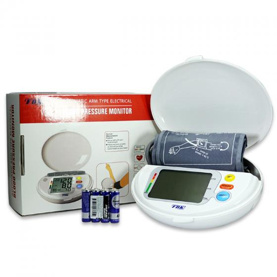 Máy đo huyết áp bắp tay FDK FT-C22Y bảo hành 5 năm (tặng nhiệt kế điện tử đầu mềm TANAKO)