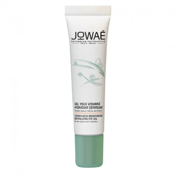 Gel trị bọng mắt và quầng thâm JOWAE Vitamin Rich Moisturizing Revitalizing Eye Gel Mỹ phẩm thiên nhiên nhập khẩu Pháp 15ml
