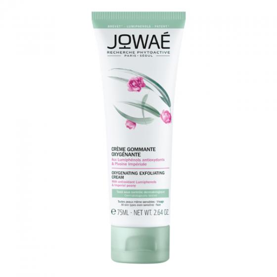 Tẩy da chết cung cấp oxy JOWAE oxygenating exfoliating cream se khít lỗ chân lông mỹ phẩm thiên nhiên nhập khẩu pháp 75ml
