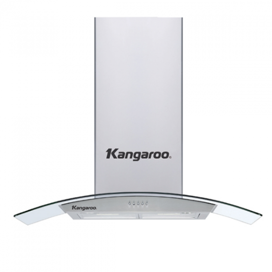 Máy hút mùi kính cong size 70cm model KG523