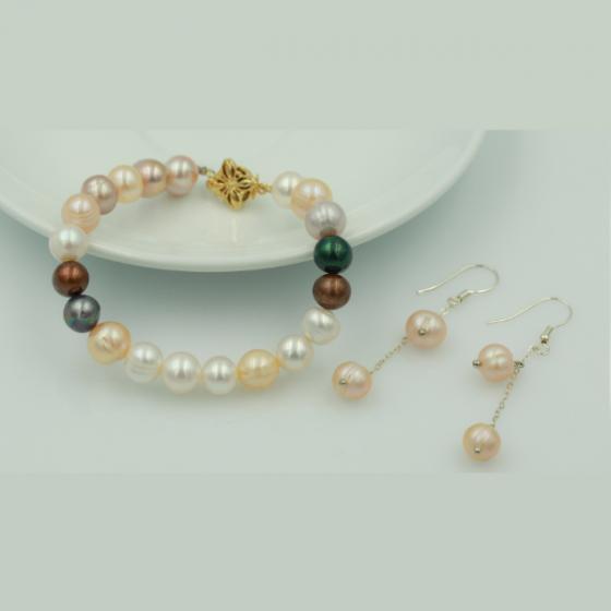 Bộ sản phẩm ngọc trai - Opal - S17