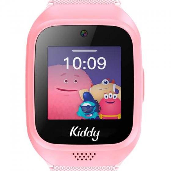 Đồng hồ thông minh trẻ em Kiddy Plus (Pink)