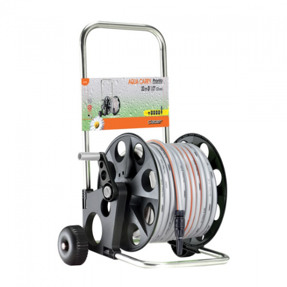 Bộ cuộn ống dạng xe đẩy Aqua Carry Pronto 20M Claber - Italy