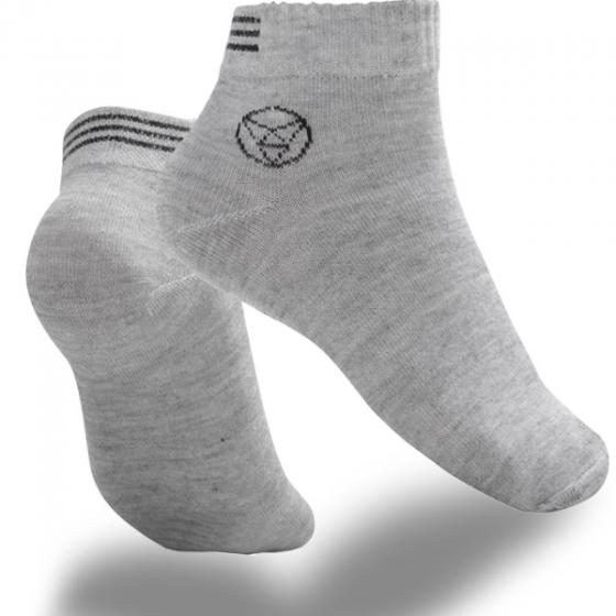 Combo 3 đôi tất nam pigofashion chất liệu sợi cotton mềm mịn chống hôi chân (nhiều màu)