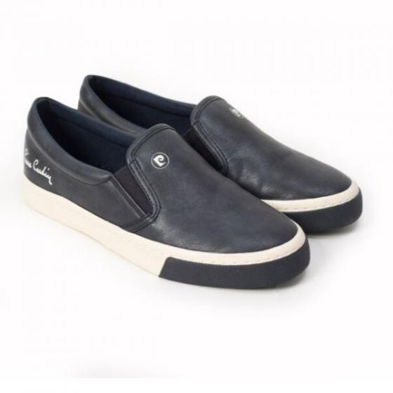 Giày lười nữ Pierre Cardin PCWFWSD099NAY màu xanh navy