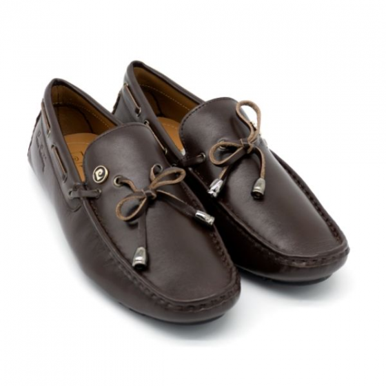 Giày lười nam Pierre Cardin PCMFWLB303BRW màu nâu