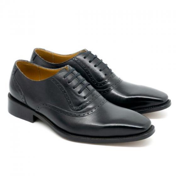 Giày tây nam Pierre Cardin PCMFWLD314BLK màu đen