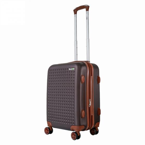 Vali du lịch cỡ trung Trip P803A size 60cm màu cafe