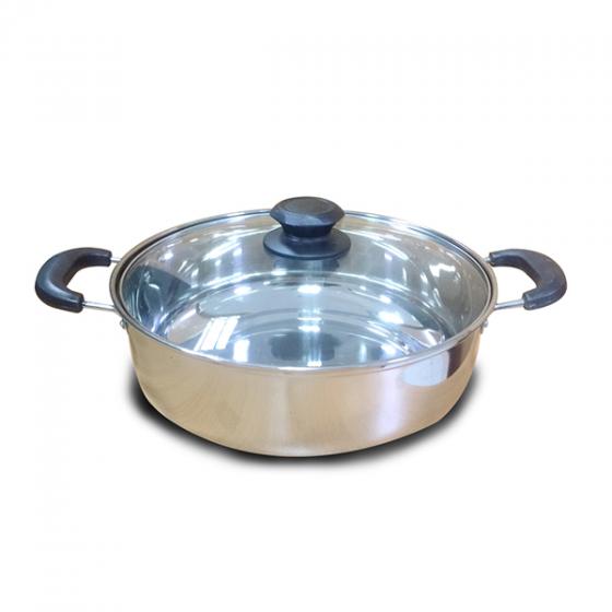 Nồi lẩu 30cm dùng được cho bếp từ