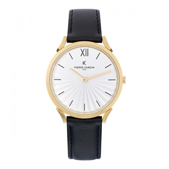 Đồng hồ nam Pierre Cardin chính hãng CPI.2005 bảo hành 2 năm toàn cầu - máy pin thép không gỉ