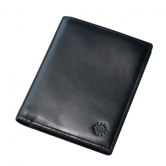 Ví nam da bò Sam  Leather SAMDKL016 - ví da nam hàng chính hãng bảo hành 1 năm