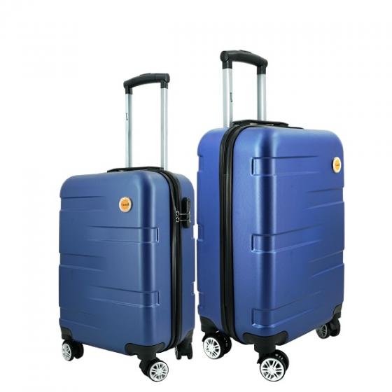 Bộ 2 vali nhựa IMMAX X14 size 20+24inch