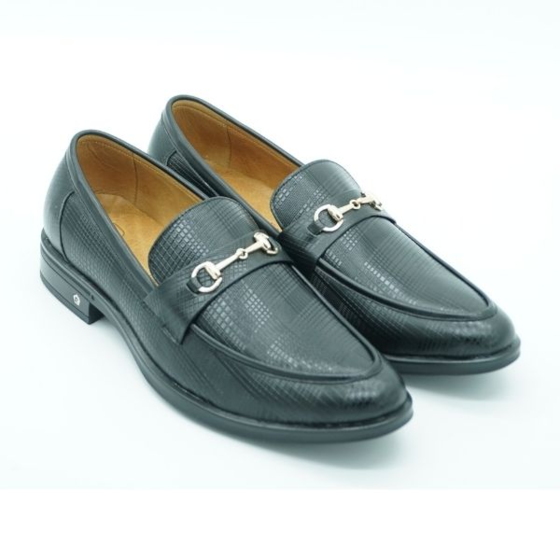 Giày da nam Pierre Cardin PCMFWLE700BLK màu đen