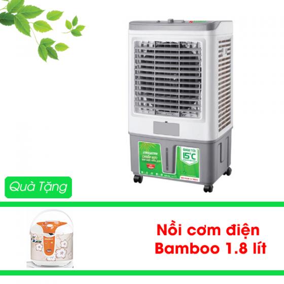 Máy làm mát không khí Bamboo BB6100  (Tặng nồi cơm điện Bamboo 1.8 lít)